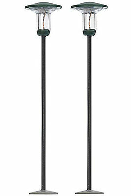 Busch 4143 NEW 2 GREEN RESIDENTIAL AND PARK LIGHTS  H0 • 25.15€