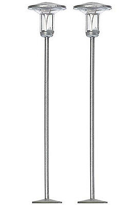 Busch 4141 NEW 2 SILVER. RESIDENTIAL AND PARK LIGHTS  H0 • 25.15€