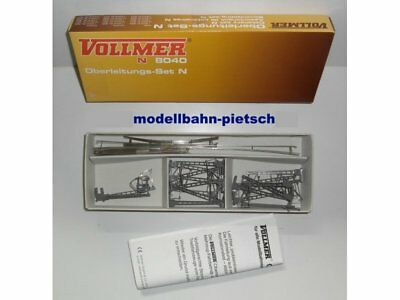 Vollmer 8040  Oberleitungs-Set Spur N , Neu In OVP • 94.50€