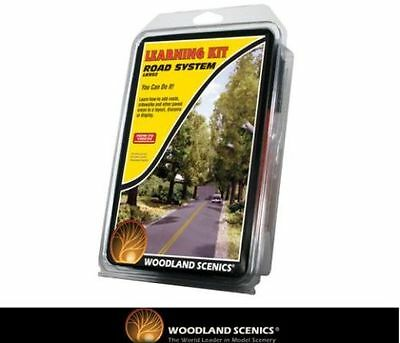 Woodland Scenics LK952 Learning Kit Road System Train Diorama Route Coffret • 24.90€