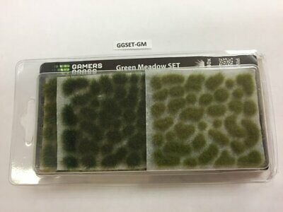 Gamers Grass Ggset-Gm - Un Joueur Grass Vert Meadow Set • 12.60€
