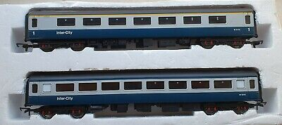 Hornby Mark 2 Twinpack Blue And Grey Coaches  • 33.46€