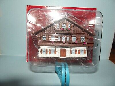 MAQUETTE CHALET Altaya N • 9.90€