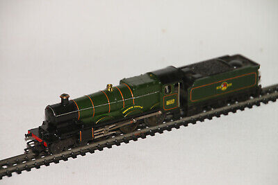 Triang TT - T91  4-6-0 Windsor Castle Loco & Tender - BR Livery - Mint In Box • 41.34€