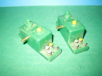 Oo/ho/n ~ Minitrix 6595 Two Number Switches  > See Pics # N6 • 2.83€