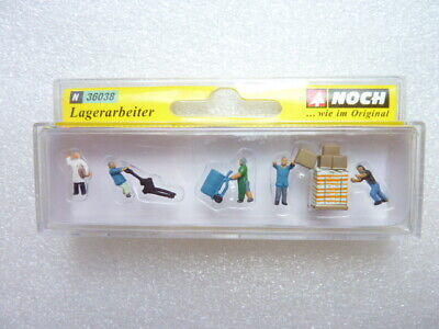 36038 Magasiniers Entrepot Chef Chantier Equipe Magasin Transpalette Noch Neuf N • 18.90€