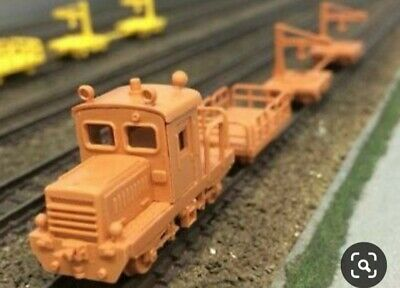 N Gauge Green Max Track Maintenance Train • 3.38€