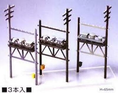 GREENMAX 2180 Transformateur électrique Train Decor N Gauge Transformer Pole Set • 14.90€