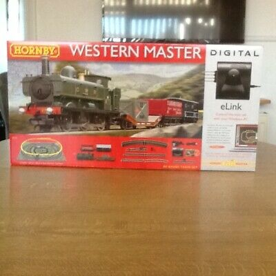 Hornby Western Master Digital Elink R1173 Train Set • 88.82€