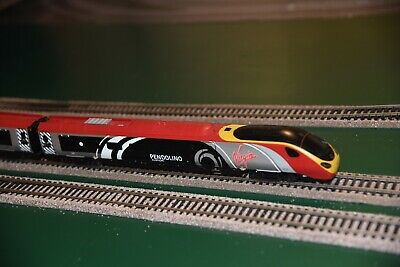 Hornby Virgin Trains Pendolino DCC Fitted OO Gauge • 158.84€