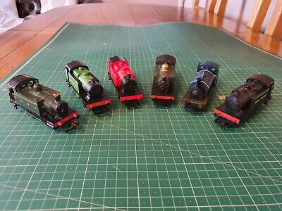 Hornby Tank Engines X 6 Excellent Condition And Running • 34.68€