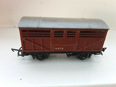 TRI-ANG CATTLE WAGON 00 Gauge • 2.80€
