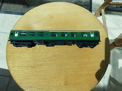 Triang Southern Sr Green Coach Carriage - 5015 • 8.95€