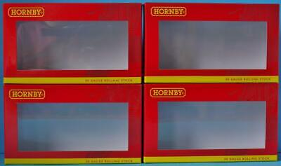 4x EMPTY HORNBY WAGON BOXES BRAND NEW WAGON BOX SPARES FOUR WAGON BOXES • 13.22€