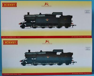 2x NEW HORNBY LOCO BOXES EMPTY BRAND NEW LOCO BOX SPARES TWO LOCO BOXES R3464 • 12.12€