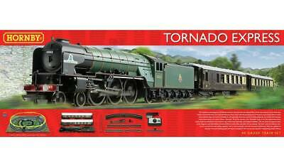 Hornby Tornado Express Train Set Argued That Those Trains Made Up Of Pullman New • 221.68€