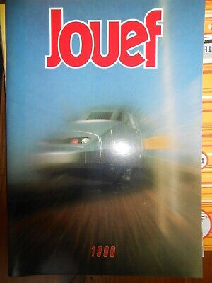 Catalogue JOUEF ANNEE 1990 • 6€