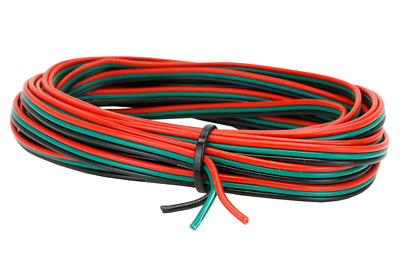 DCCConcepts 3-Wire RGB Ribbon (5m) • 7.85€