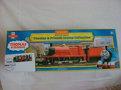 HORNBY No. R9687  Thomas & Friends Stamp Collection James Locomotive (brand New) • 163.13€
