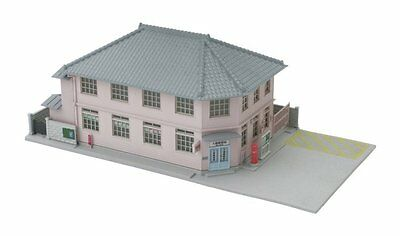 KATO 23-454 N Scale Gauge  LOCAL POST OFFICE - Train Decoration Bâtiment Poste • 34.90€