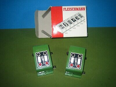 N Ho Oo Gauge Fleischmann 6920 Two Point Switches Boxed Unused #3 • 16.62€