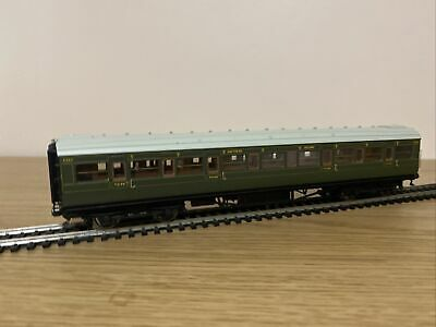 Hornby R4297b Sr Maunsell Olive Corridor 3rd Coach - 00 Gauge • 33.69€