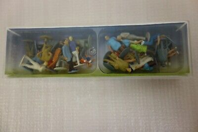 36 Personnages Faller 153003 HO 1/87 • 17€