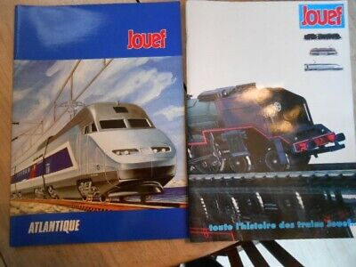 2 Catalogues Jouef • 8€