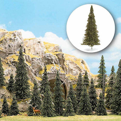 Busch 6472 NEW HO 60 ASSORTED PINE TREES • 47.42€