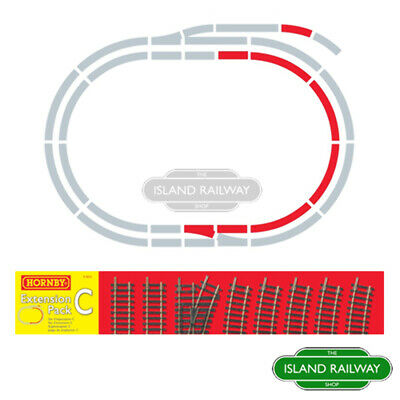 Hornby Track Extension Pack C • 38.34€