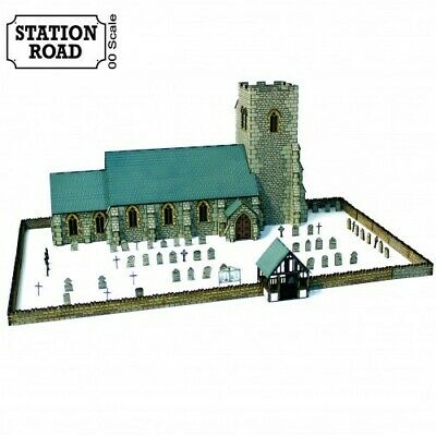 4 Ground Hornby 00 Scale Railway Buildings And Accessories ( 11 Different Kits ) • 154.70€