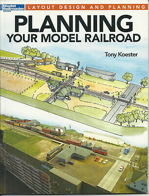 Planning Your Model Railroad • 12€