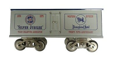 Mccoy 1000-79 Argent Jubilé National Convention Tca Std 1979 Disneyland Box Auto • 225.09€