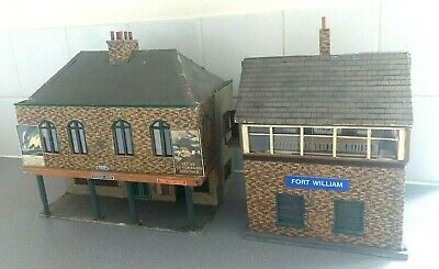 G Scale Buildings • 1.13€