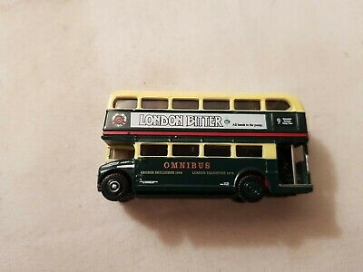 A Model Railway British Die Cast Double Decker Bus In N Gauge By Oxford Unboxed  • 4.89€