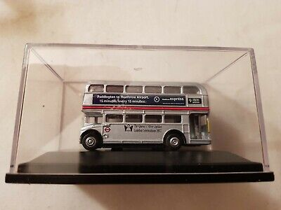 A Model Railway Die Cast Double Decker Bus In N Gauge By Oxford Boxed  • 4.89€