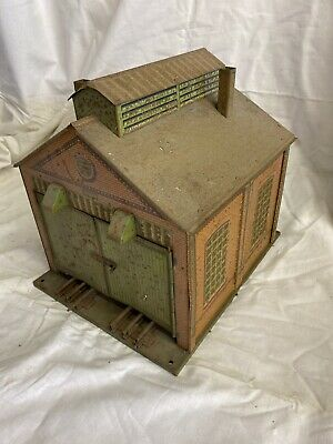 Hornby Dublo Train Shed Vintage Made By Meccano • 26.12€