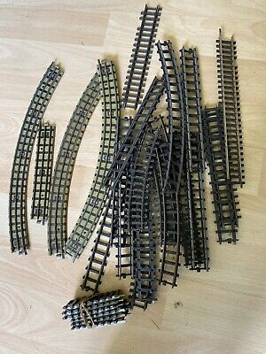 Old Model Railway Track Mixed Lot.  • 17.67€