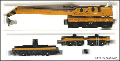 Hornby R749 75 Ton Operating Breakdown Crane Set - Excellent Used Condition • 33€