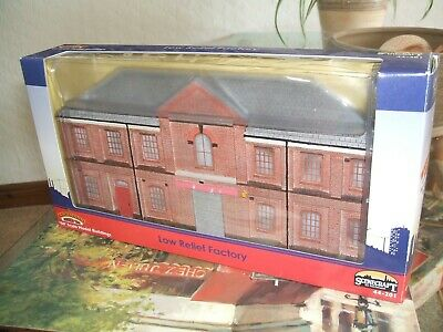 Bachmann 44-201 Low Relief Factory - Mib • 35.80€