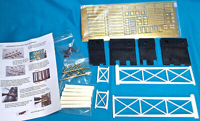 Gauge 1 One Level Crossing Kit Single Track New • 71.67€