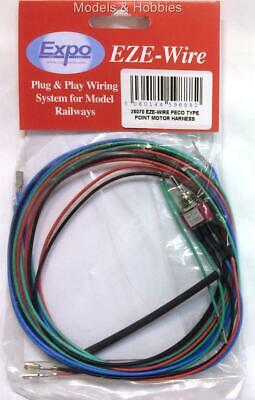Expo EZE-WIRE HARNESS For PECO TYPE POINT MOTOR • 6.07€