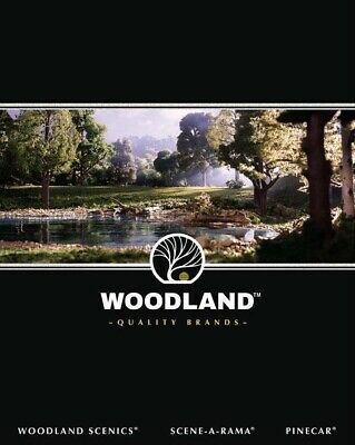 Woodland Scenics Catalogue • 8.44€