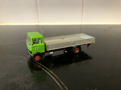 1/87 HO/00 Gauge Herpa 84558 Flat Bed Mercedes • 4.50€