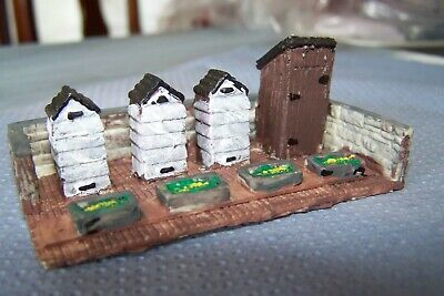 Oo Gauge Stone Walled Bee Hive Keeping Area,unpainted • 4.04€