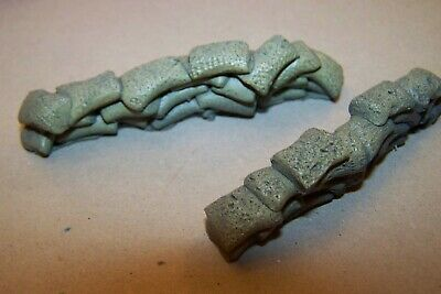 O Gauge 6 Sandbag Wall Stacks.unpainted • 2.72€