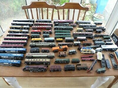 Job Lot Hornby And Other Makes..found In Loft • 124.34€