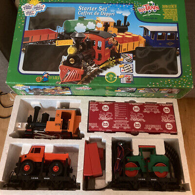 LGB Lehman's Toy Train 98425 Extremely Rare Set Only One On Ebay • 185.03€