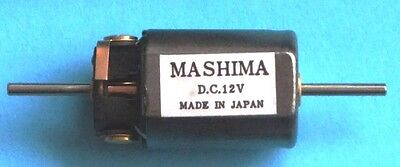Mashima Can Motors. 12v DC,  10,12, 16 & 18 Series. • 40.54€