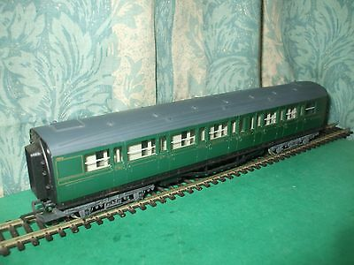 Hornby Sr Maunsell Green Composite Coach Only - Unboxed • 18.82€